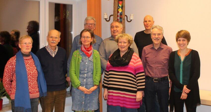 Besuch mit Verena Schäffer, MdL im Hospiz Emmaus